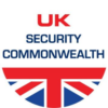 Logo for the UK Security Commonwealth