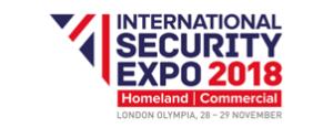 International Security Expo logo