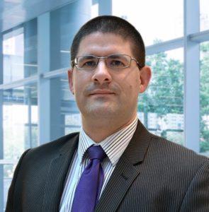 Nicholas Reed OSPAs judge